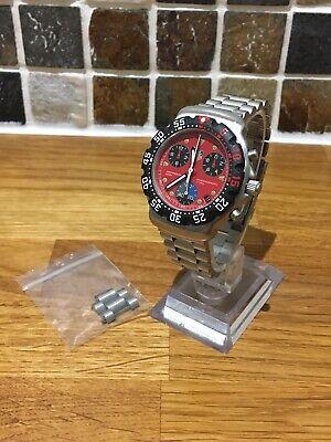 Mens Tag Heuer Formula 1 Chronograph Quartz Watch CA1215