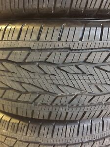 P275/55 R 20 Continental Crosscontact