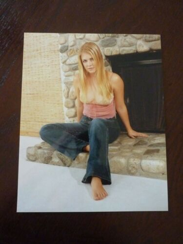 Melissa Joan Hart Actor Sexy 8x10 Color Promo Photo