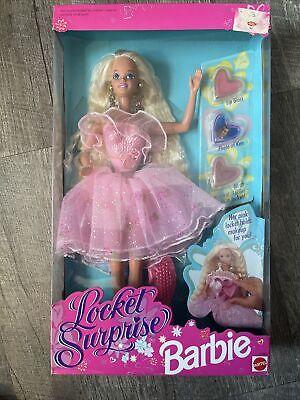 Locket surprise Barbie 1993 Mattel