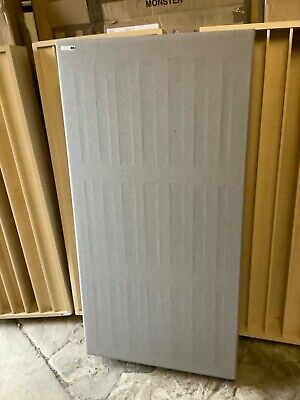 GIK Acoustics Monster Panel 60x120x17cm - Shetland with scatter plate
