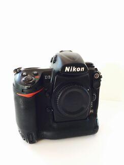 Nikon D3 full frame DSLR South Launceston Launceston Area Preview