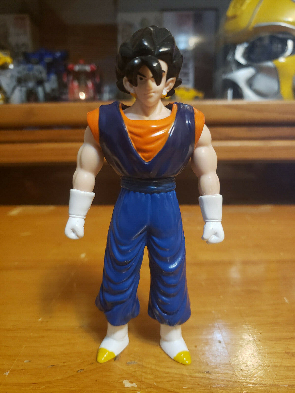 Character:Vegetto Vol 22:BANDAI Dragonball Z  and Dragon Ball GT super battle collection AB Toys & Irwin