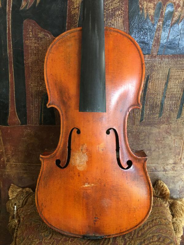 Vintage Used Violin Full Size