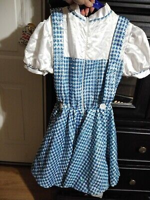 Wizard Costume For Girls (Adorable Dorothy Wizard of Oz Halloween Costume For)
