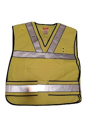 5.11 Tactical 49001 Ansi I High Viz Traffic Vest New