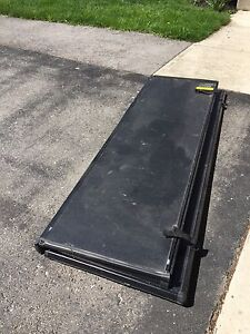 Ford F-150 hard folding cover