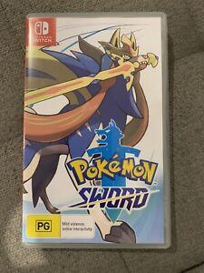 Pokémon Sword Nintendo Switch Game