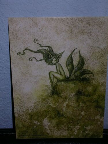 Amy Brown - Forest Spirit II - Mini Print