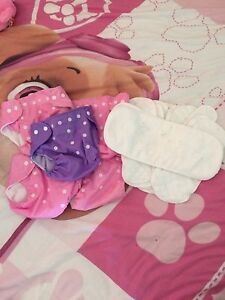 Cloth nappies Morayfield Caboolture Area Preview