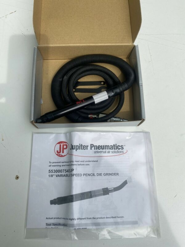 Jupiter Pneumatics Air Die Grinder 1/8""