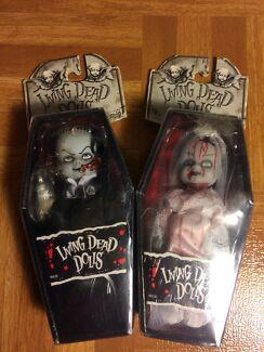 Living Dead Dolls x 2