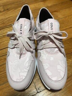 BRAND NEW Pink Cole Haan StudioGrand Freedom Sneaker Women Size 6 (Cole Haan Frauen Schuhe)
