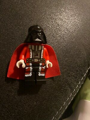 Authentic LEGO Star Wars Santa Darth Vader Minifigure sw599 75056 Sith Christmas