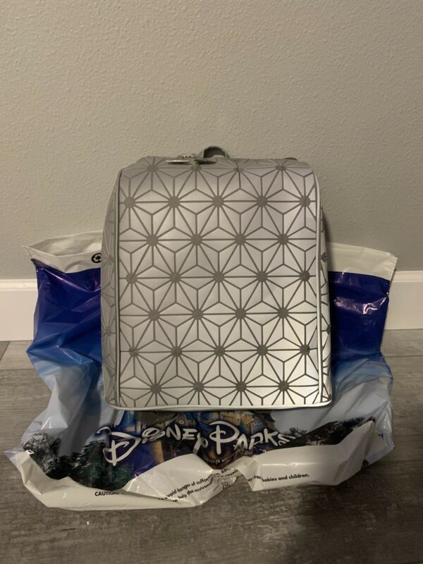 New Walt Disney World Epcot Spaceship Earth Light Collection Backpack