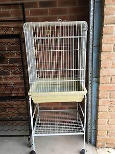 Large Bird Cage on wheels Amaroo Gungahlin Area Preview