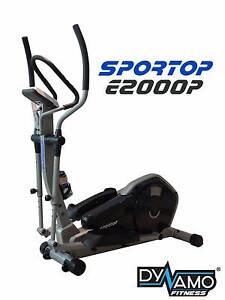 Sportop E2000 Cross Trainer Adjustable 15 inch Stride Malaga Swan Area Preview