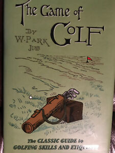 The Game of Golf by W. Park Junior