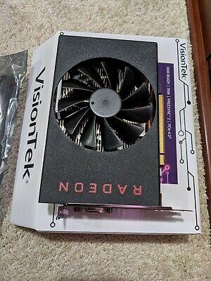 USED VISIONTEK Radeon RX 5500 XT 4GB GDDR6 AMD Graphics Card