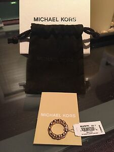 michael kors bague ring authentique real wow !