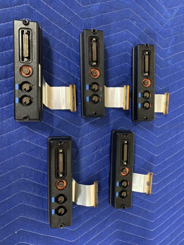 *LOT of 5* Motorola XTL5000 Mid Power TIB Kit PMLN5038A w/ Flex Cable