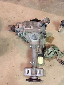 99-06 gmc front diff
