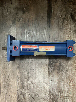 Vickers Tj Pneumatic Cylinder Tp10drca1ar 250psi 6 Stroke