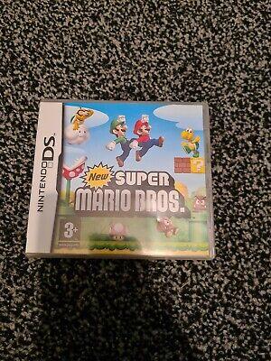 Super Mario Bros for Nintendo DS