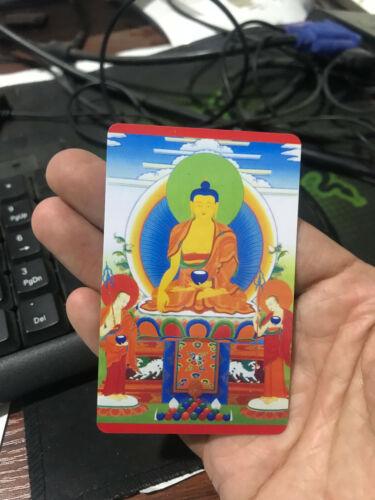 china hand made tangka card q007 hot