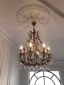Wanted: Chandelier cleaning
