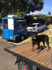 Mobile dog wash in blacktown area nsw grooming gumtree shampooch western suburbs mobile dog washing solutioingenieria Gallery