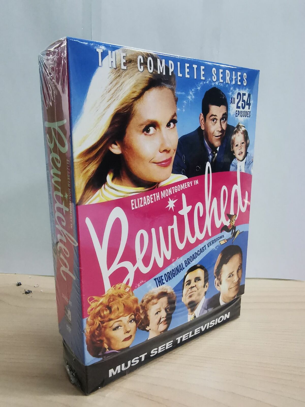 Bewitched The Complete Series - New DVD Boxed Set - FREE SHIPPING - $41.55