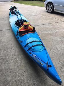 2 person Sea Kayak Charlestown Lake Macquarie Area Preview