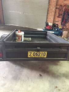 6x4 box trailer Dural Hornsby Area Preview