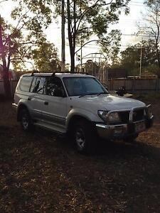 2002 Toyota Prado LandCruiser Wagon Loganlea Logan Area Preview