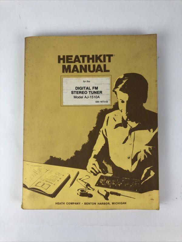 heathkit aj-1510a manual