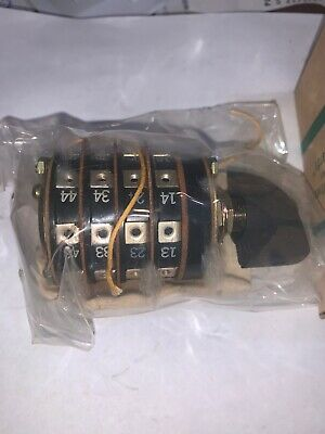 Electro Switch Catalog Number 31904lj Brand You In Box