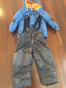 Manteau  hiver pour enfant / snow jacket
