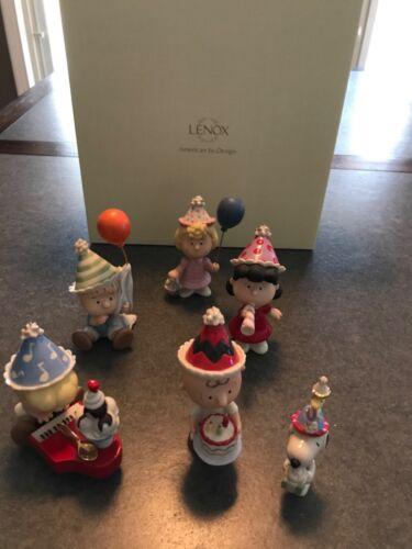 Lenox Peanuts Birthday