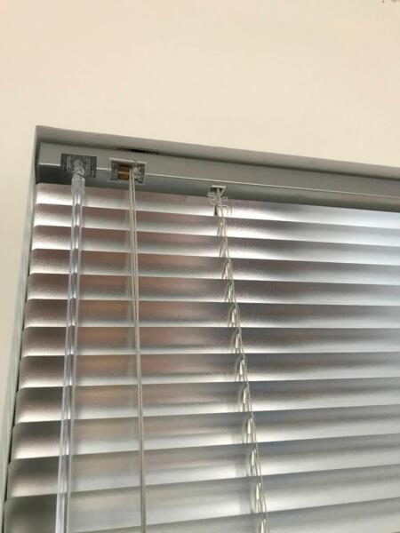 Modern Metalic Blinds | Curtains & Blinds | Gumtree Australia Moonee ...