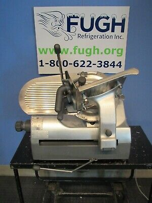 Hobart 2912 Automatic Commercial Deli Meat Slicer