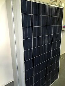 250w solar panels avalible in Melb and Country Vic 30th sep 4th Oct Coffs Harbour Coffs Harbour City Preview