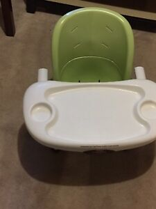 Booster seat feeding chair