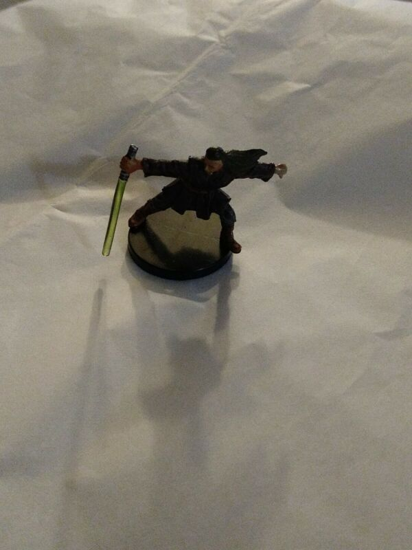 Star Wars Miniatures  Jedi Knight 12/60 No card