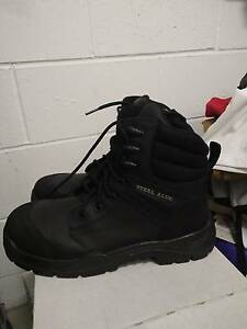 Brand new ( Steel Blue 539 ) work boots Highgate Perth City Area Preview