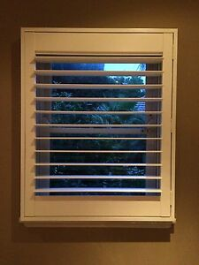 Plantation Shutters - 2x window, 1x sliding doors, 1x bi-fold Neutral Bay North Sydney Area Preview