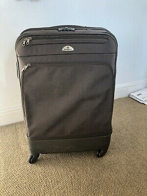Samsonite Suitcase Luggage Large 4 Wheels Holiday/Travel Case Security Lock 🔐