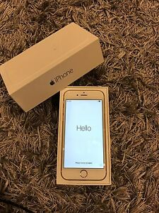 iPhone 6 64gb GOLD with BRAND NEW CHARGER!!! Hadfield Moreland Area Preview