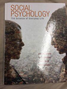 Social psychology textbook