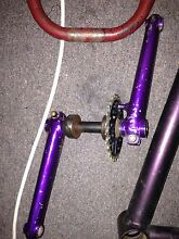 Bmx parts Kotara South Lake Macquarie Area Preview